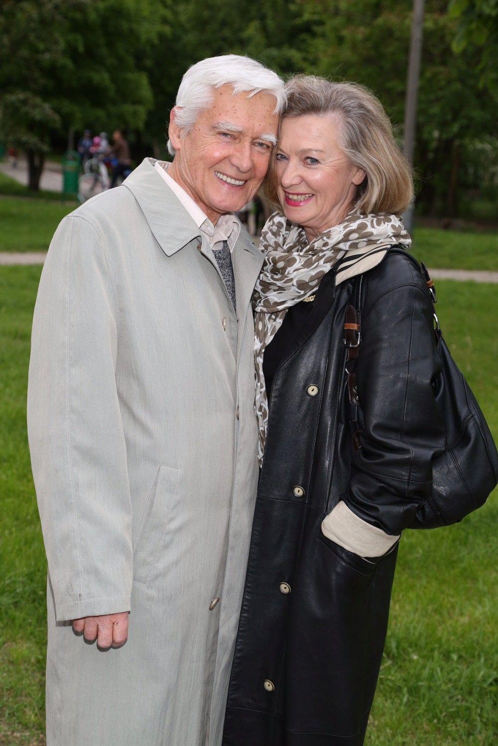 Halina Rowicka i Krzysztof Kalczyński