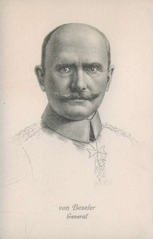 2 - 1916-gen. Hans von Beseler