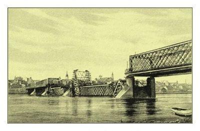 4 - 1915-wysadzony most Kierbedzia